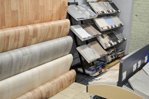 vinyl showroom 3