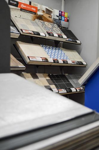 vinyl showroom 5